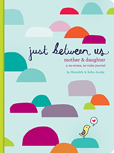 just-between US mother and daughter-journal