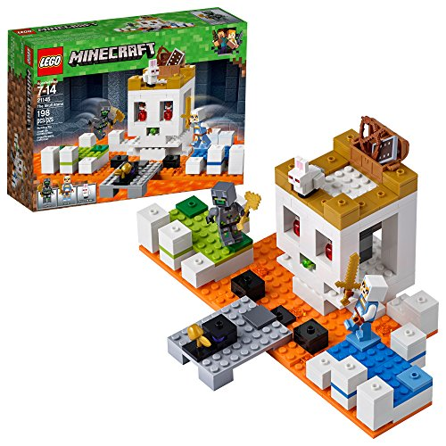 LEGO minicraft the Skull arena
