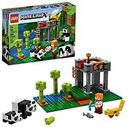 LEGO panda nursery