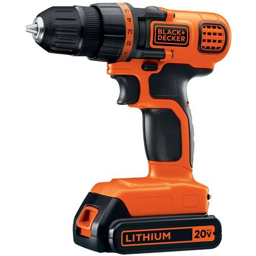 Lithium ion drill/driver