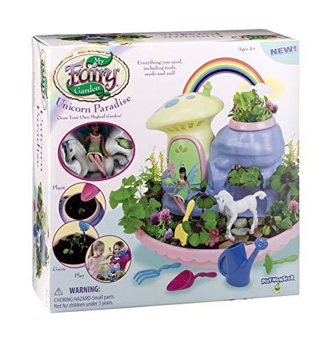 My faire garden unicorn paradise