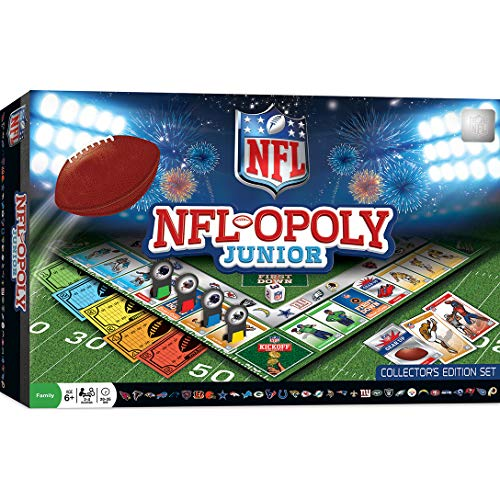 NFL-opoly board game
