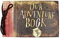 Our adventure Scrapbook