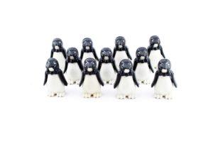 little penguin figurines