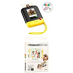 Polaroid pop with 40 sheets
