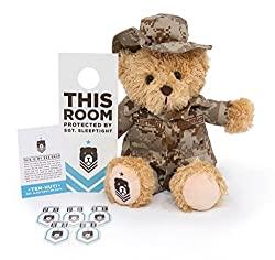 Sgt. Teddy bear