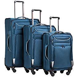 suitcase spinner set