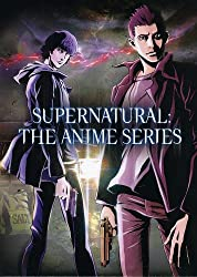 Supernatural The anime DVD box set