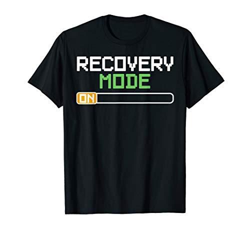 "T-shirt ""mode on"""