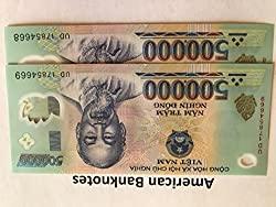 VND banknotes