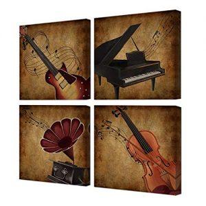 VVOVV music wall art