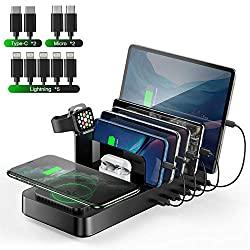 vogek wireless charging station