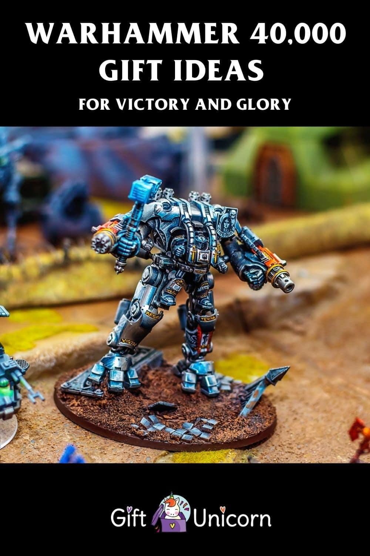 warhammer 40k gifts pin image