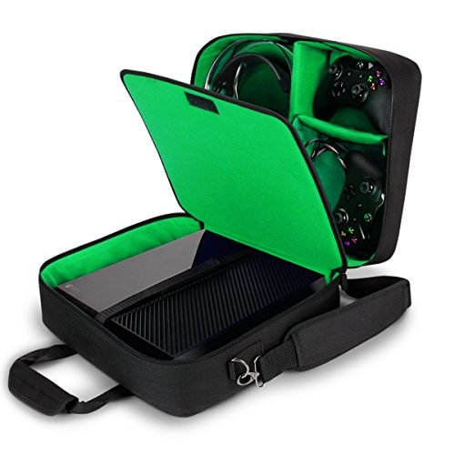 Xbox one X case for console