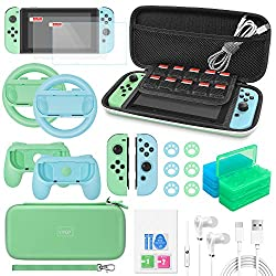accessories bundle for nintendo switch