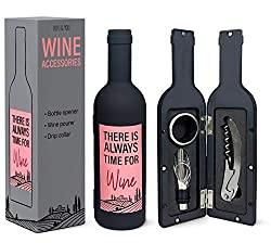 accessories of wine gift set