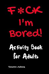 Activity book for adults