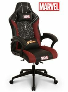 adult spiderman chair for office use