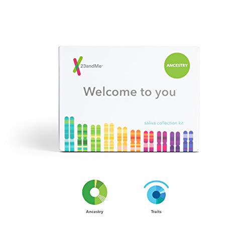 ancestry and genetic DNA test kit