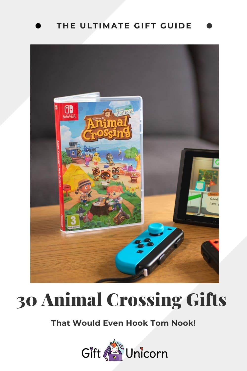 animal crossing gifts