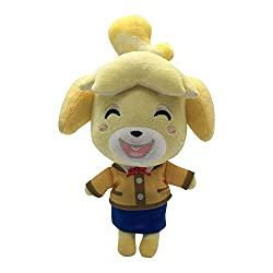 animal crossing toy plush
