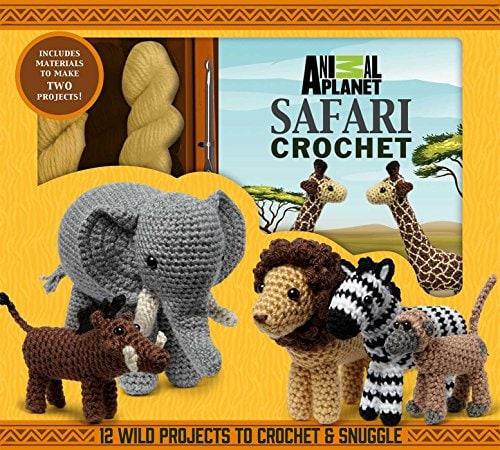 animal planet safari crochet
