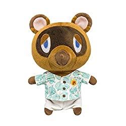 animal plush doll tom Nook