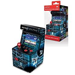 arcade headheld gaming system