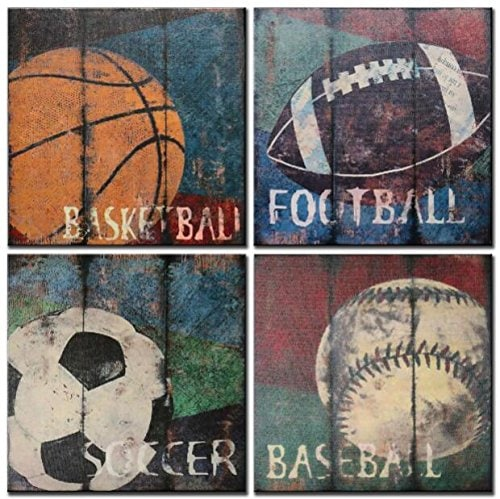 art sport canvas decort