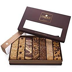 artisan biscotti variety pack
