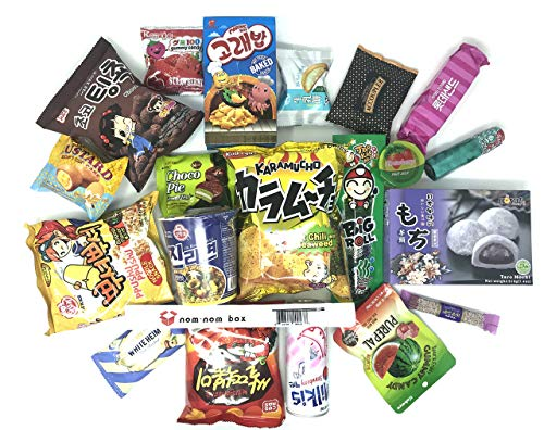 asian snack box