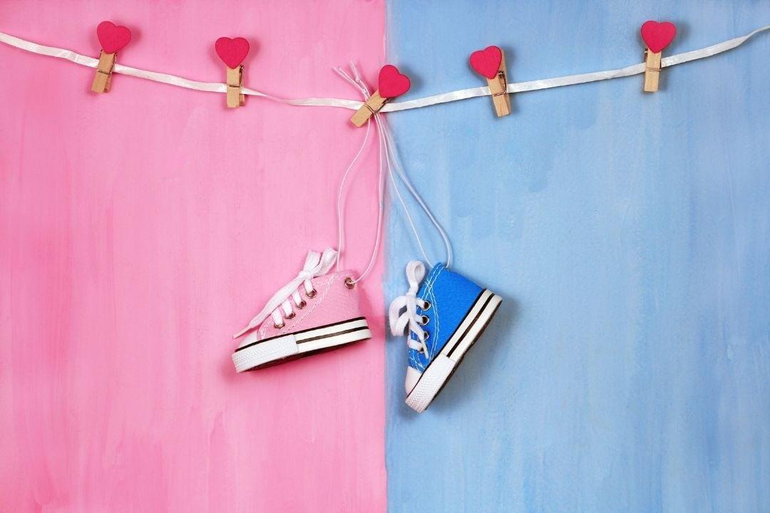 babyshower shoes