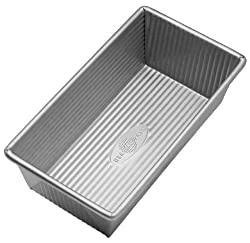 bakeware aluminized steel loaf pan