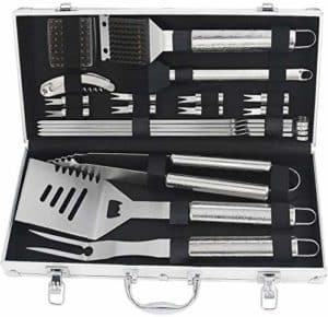 barbecue grill utensils kit