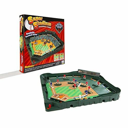 mini baseball field toy for boys