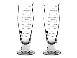 beaker pilsner glass