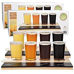 beer tasting sampler set