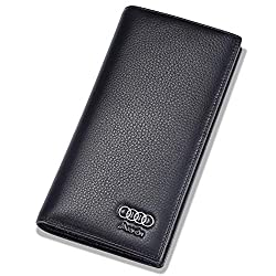 bifold long wallet
