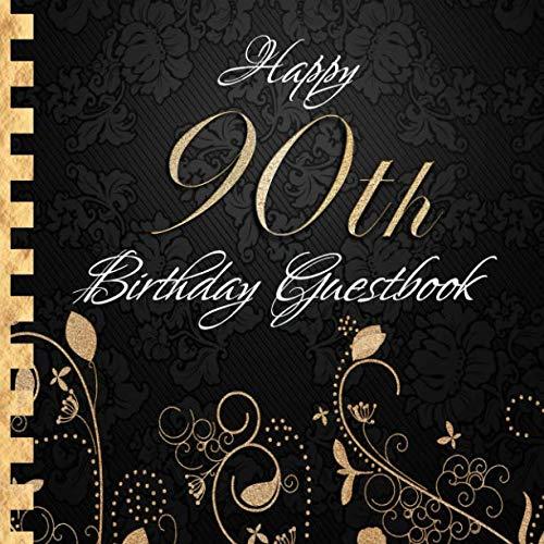 birthday guestbook