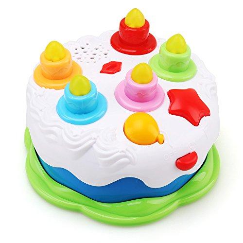 birthday cake toy for baby