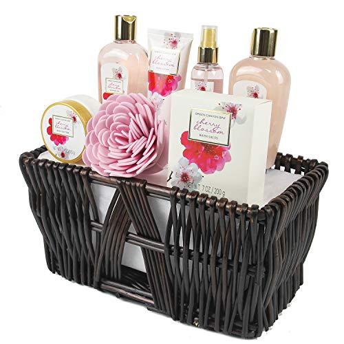 body spa gift basket