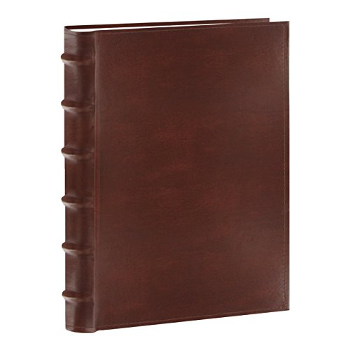 bonded leather photo album