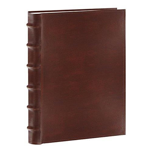 bonded leather photo album