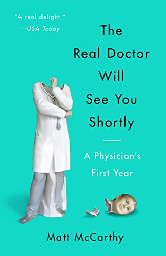 book A physician´s first year