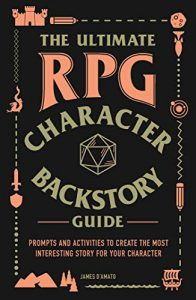 book backstory guide