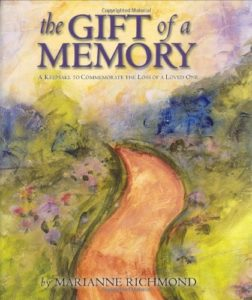 book the gift of a memory