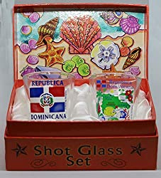 boxed shot glass set