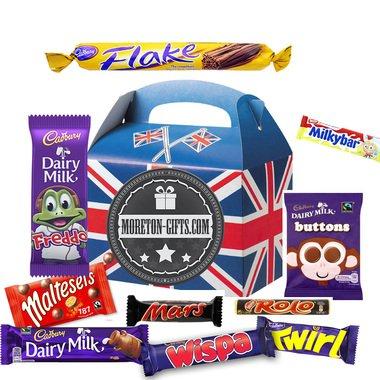 british chocolate box