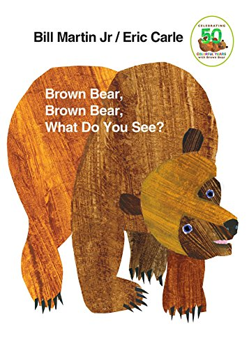 """Brown bear"" book"