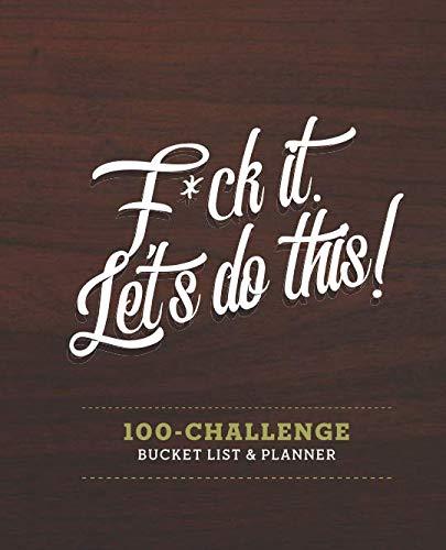 bucket list planner
